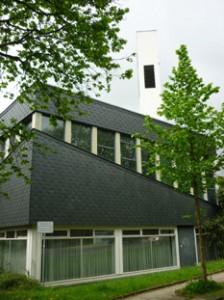 Bild Kirche Billebrinkhoehe