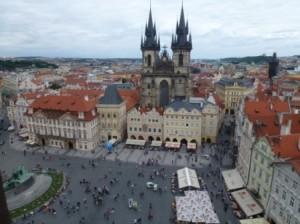 Studienreise der Gemeinde nach Prag
