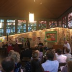 Großes Übergabefest auf der Billebrinkhöhe mit Gemeindeversammlung