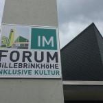 Wir sammeln für das Inklusive Forum Billebrinkhöhe