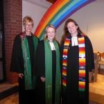 Einführung von Julia Olmesdahl als neue Pfarrerin