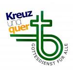 """Heidrun Viehweg und Eberhard Kerlen erläutern das Konzept des """"Kreuz und quer""""-Gottesdienstes"""